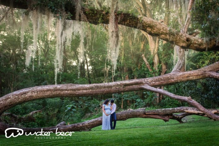 Florida Outdoor Maternity Photography