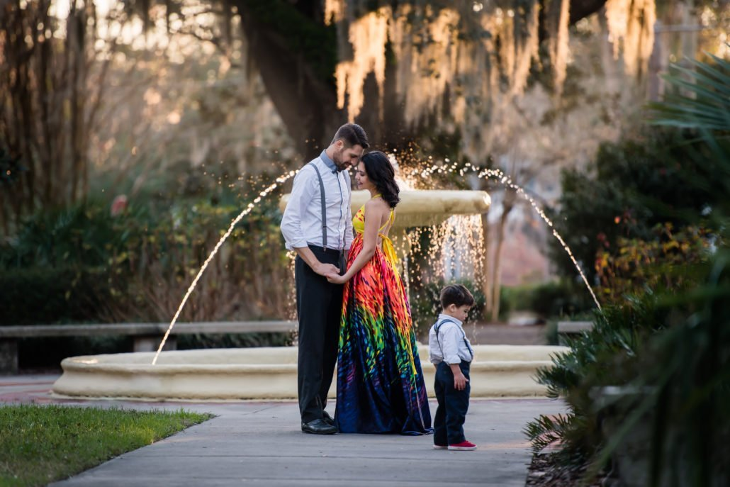 Family Photography Thomas Center Gainesville Florida