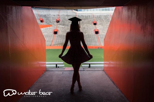 Graduation Senior Photos University of Florida UF