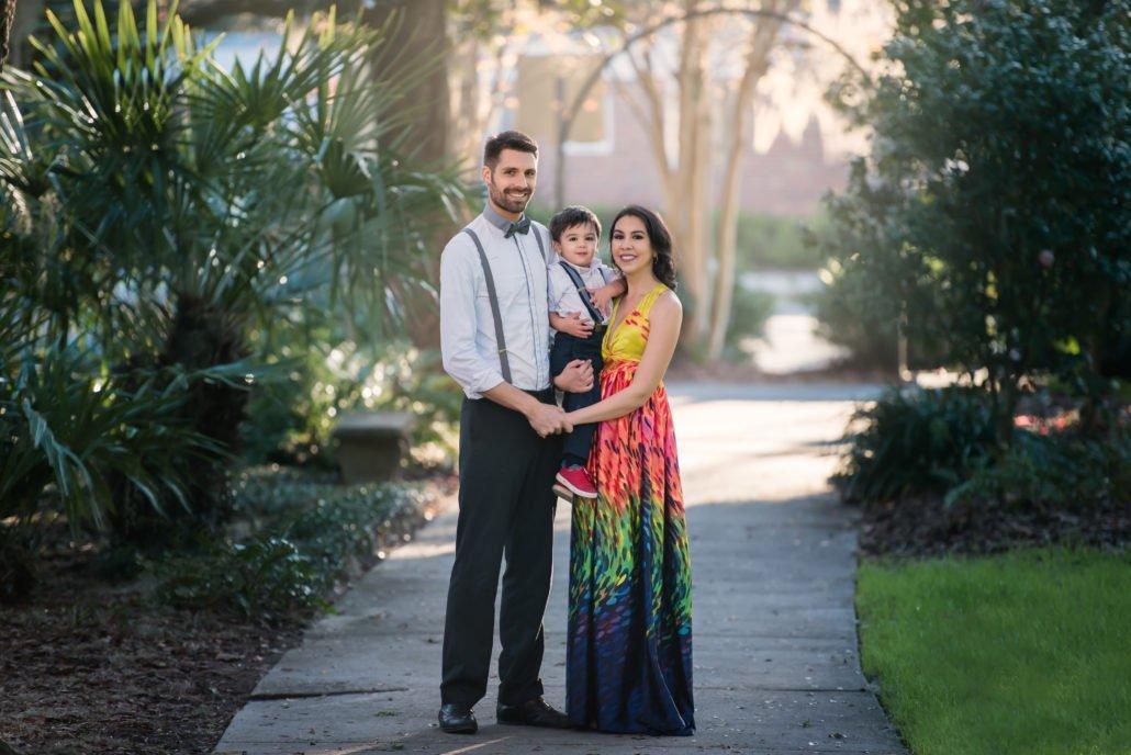 Family Photography Thomas Center Gainesville Florida