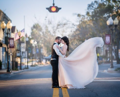 Alachua Wedding Elopement Gainesville Florida