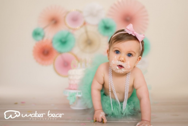Cake Smash Photography, 1 Year Birthday
