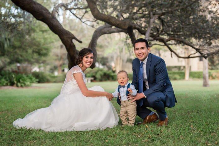 thomas center wedding