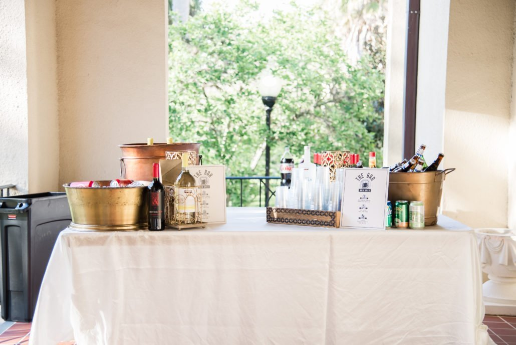thomas center wedding veranda