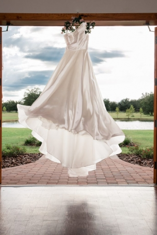 C Bar Ranch Wedding Dress