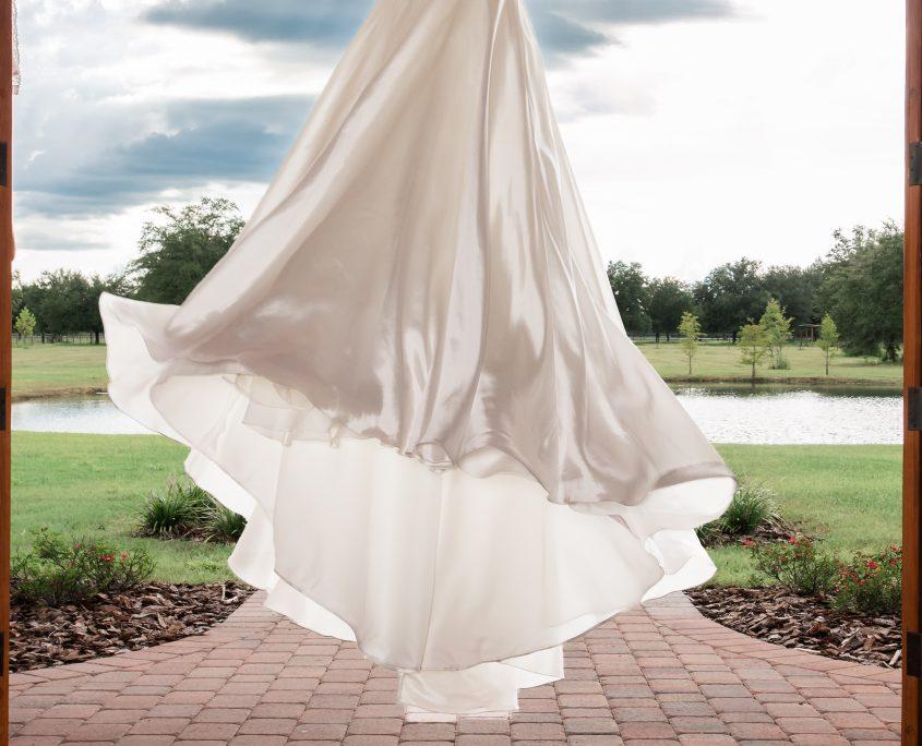 C Bar Ranch Wedding Dress