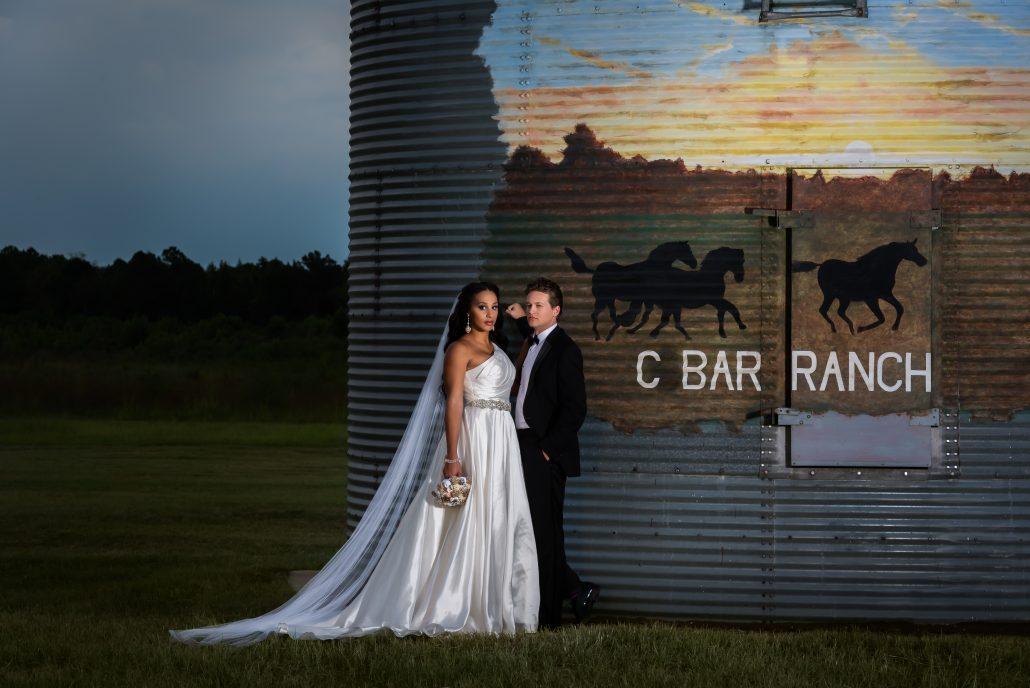 C Bar Ranch Country Wedding