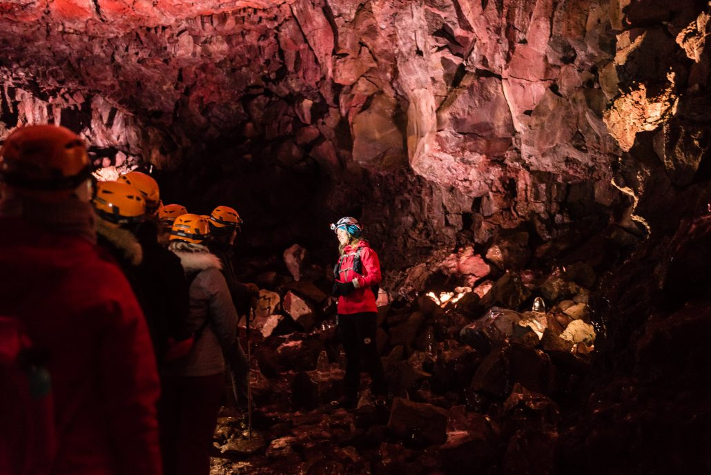 Lava Tunnel, Selfoss Iceland, Travel Wedding and Elopement Photography