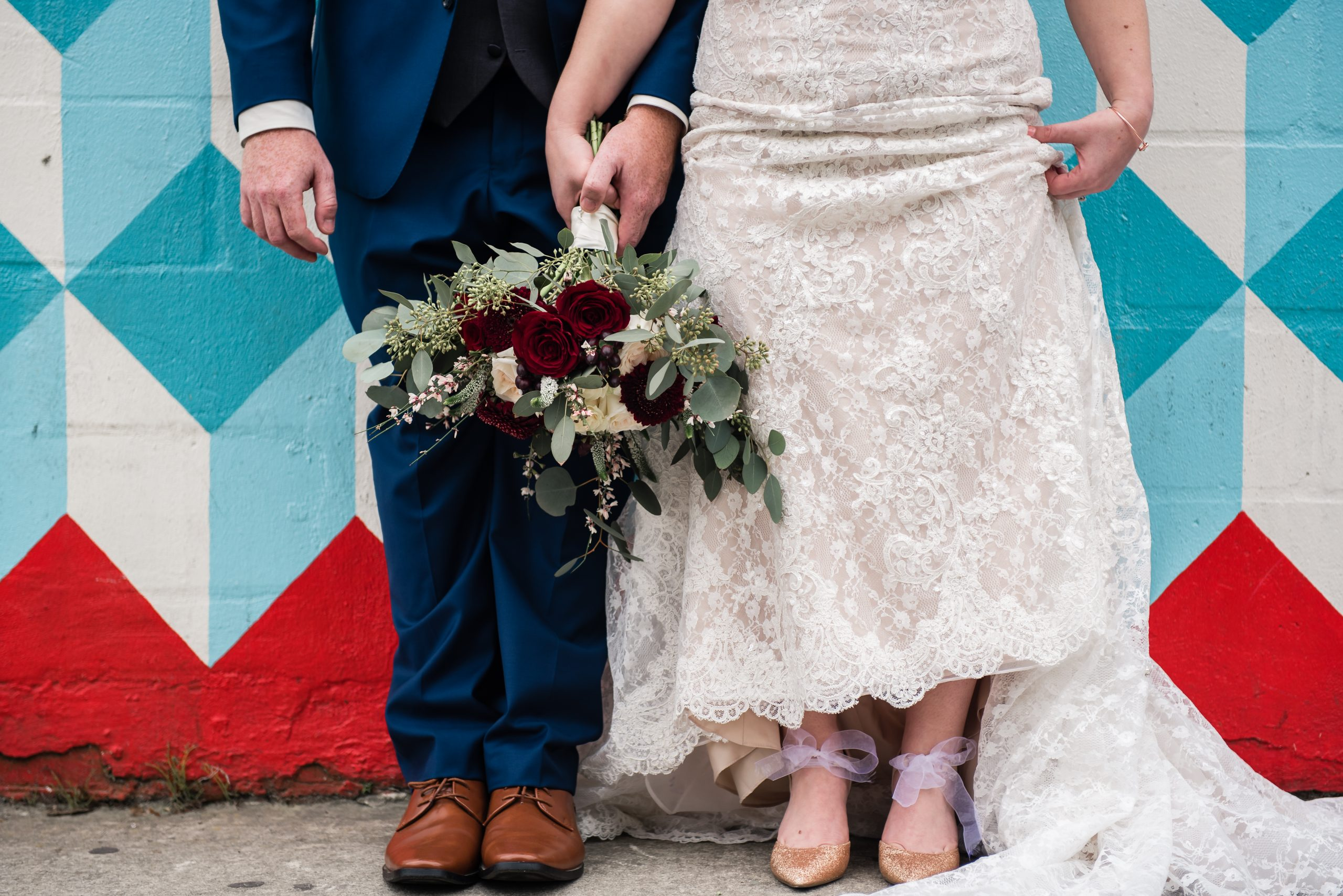 Wedding Bride Shoes and Boots