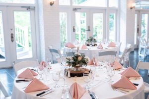 wedding floral table centerpieces sweetwater branch inn gainesville florida garden and grace florals
