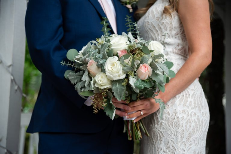 wedding bride bouquet gainesville florida garden and grace florals
