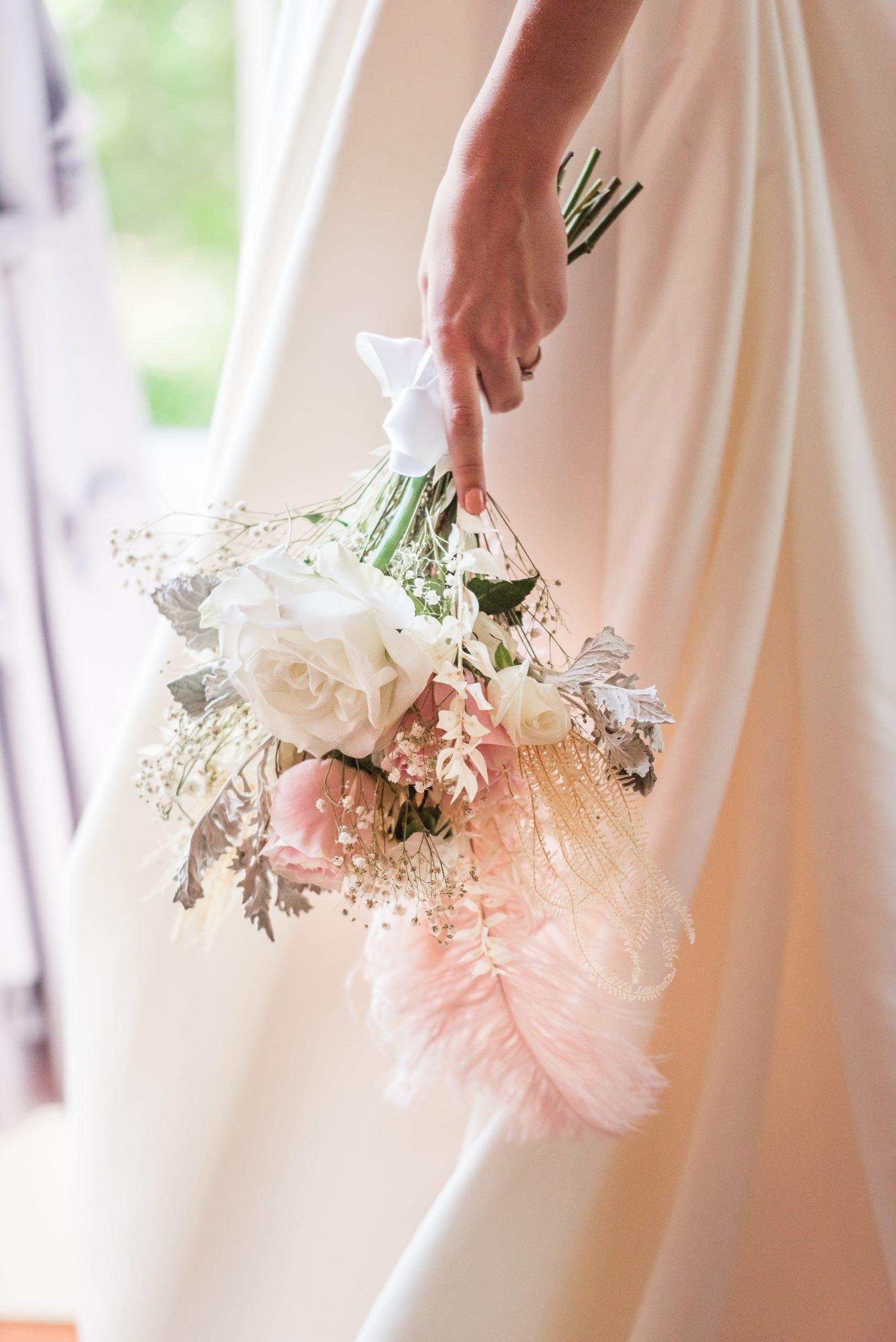 Garden and Grace Florals wedding bouquet in gainesville florida