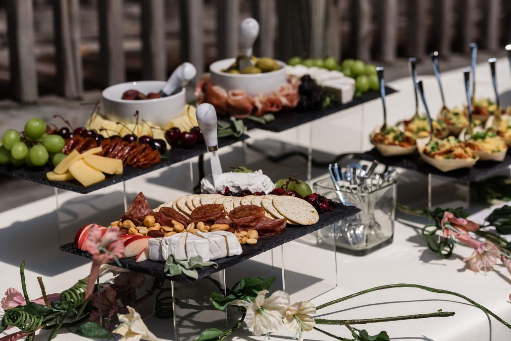 FTG fine catering wedding food