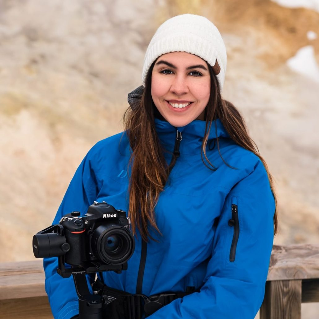 kimber greenwood adventure travel photographer in gainesville florida - water bear photography